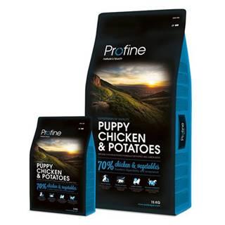 Profine PUPPY Chicken/Potatoes - 15kg