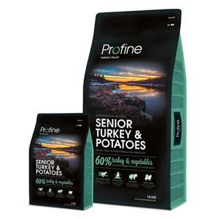 Profine SENIOR TURKEY/Potatoes - 15kg