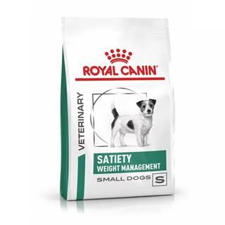 Royal Canin Veterinary Health Nutrition Dog SATIETY Small - 1,5kg