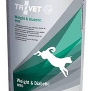 Trovet dog (diéta) Weight a Diabetic WRD konzerva - 400g