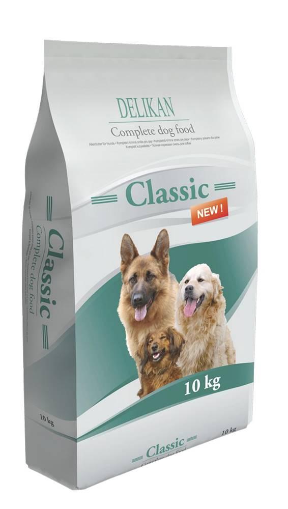 Delikan DELIKAN dog CLASSIC - 10kg