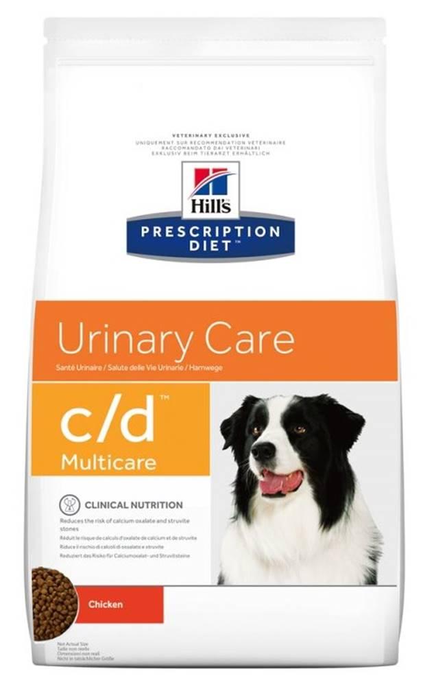 Hills Hills Canine c/d (dieta) - 2kg