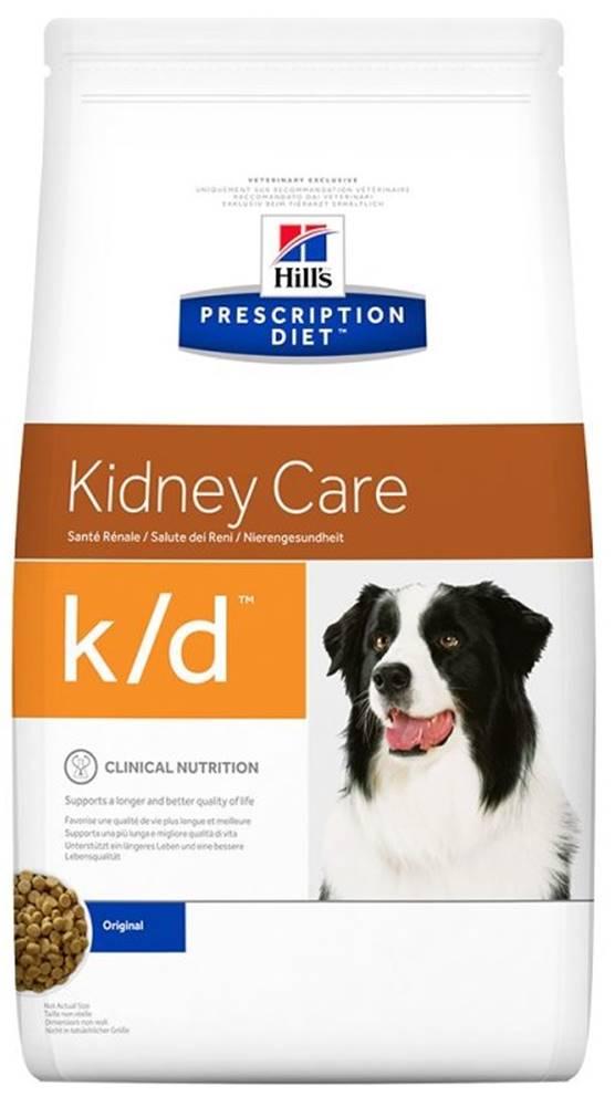 Hills Hills Canine k/d (dieta) - 2kg