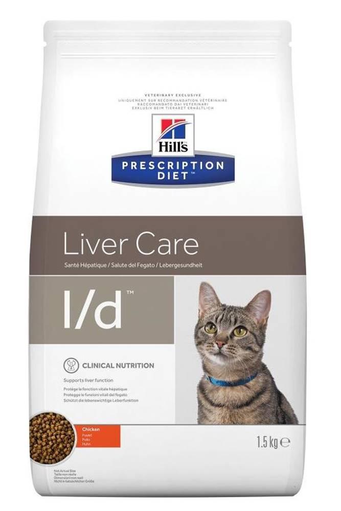 Hills Hills cat  L/D  hepatic - 1,5kg