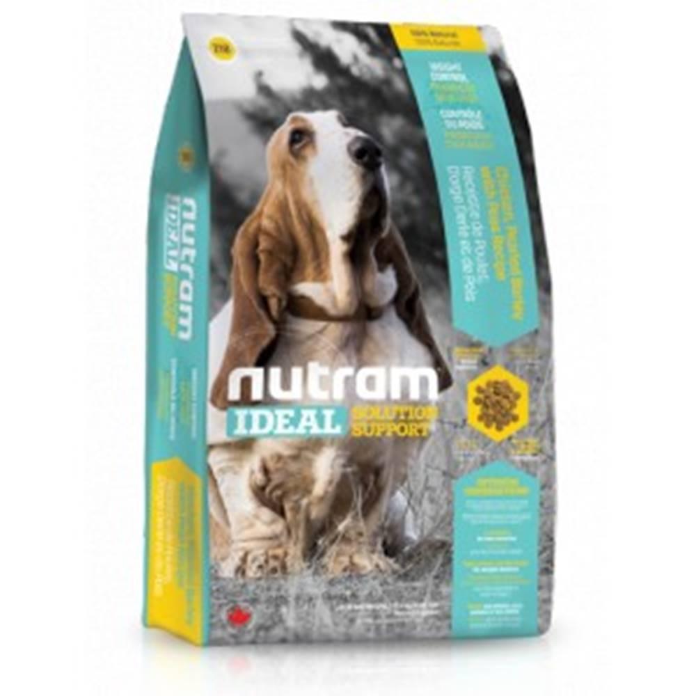 Nutram NUTRAM dog  I18-IDEAL WEIGHT CONTROL - 11,4kg