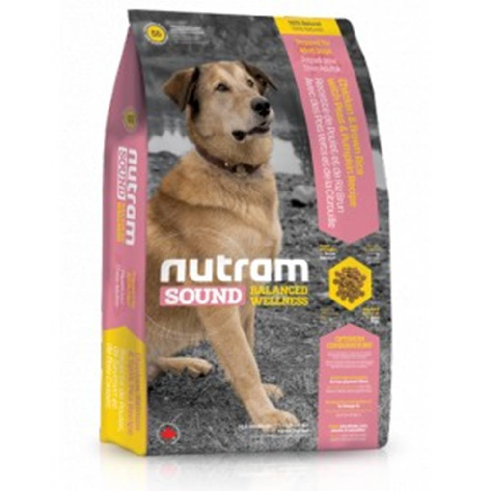 Nutram NUTRAM dog  S6-SOUND  ADULT - 2kg