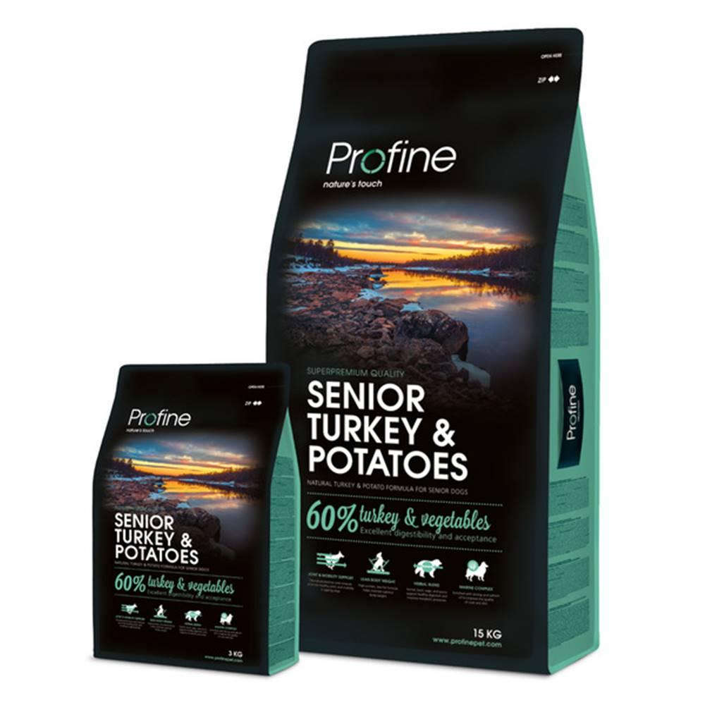 Profine Profine SENIOR TURKEY/Potatoes - 15kg
