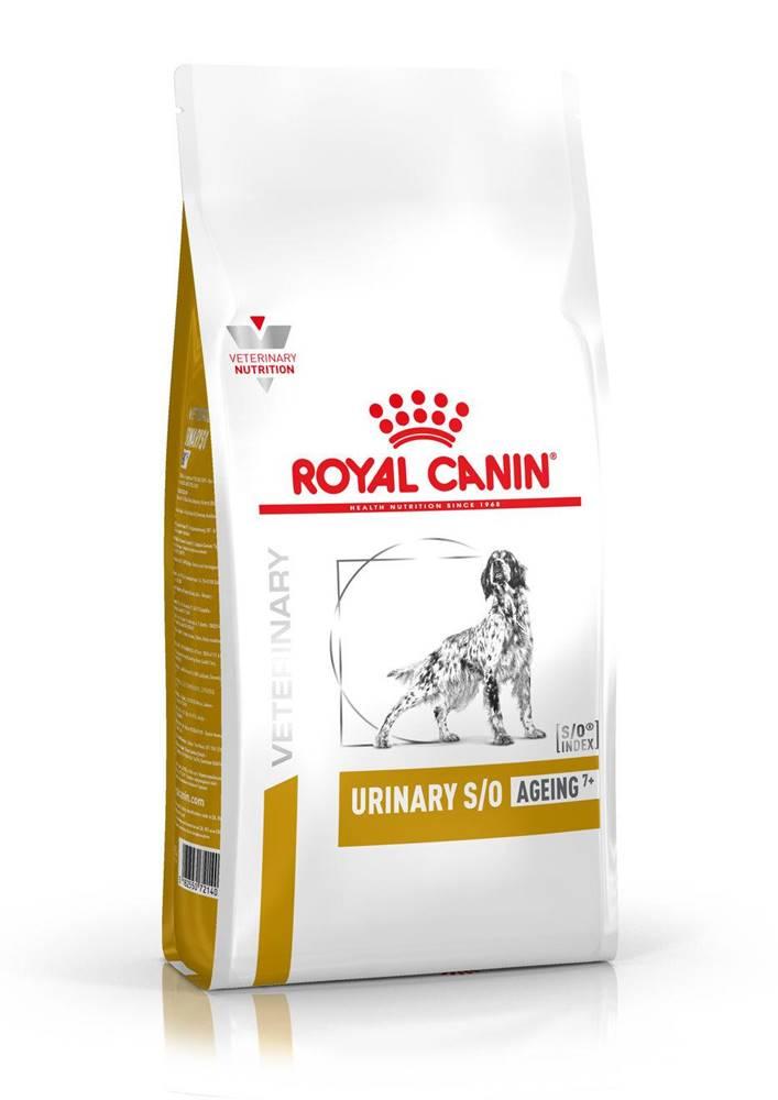 Royal Canin RC Veterinary Health Nutrition Dog URINARY S/O Ageing 7+ - 3,5kg