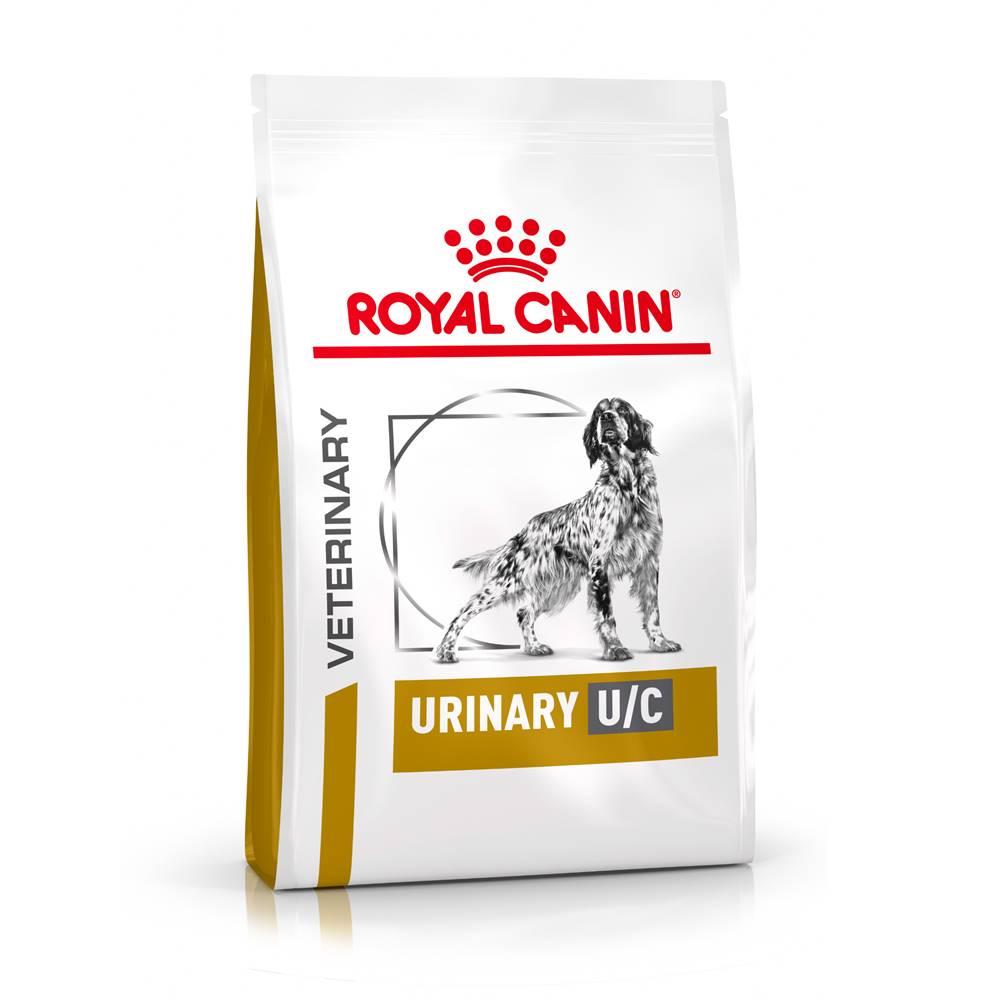 Royal Canin Royal Canin Veterinary Health Nutrition Dog URINARY U/C - 2kg