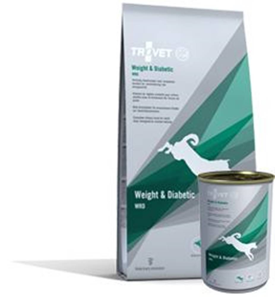 Trovet Trovet dog (diéta) Weight a Diabetic WRD - 3kg