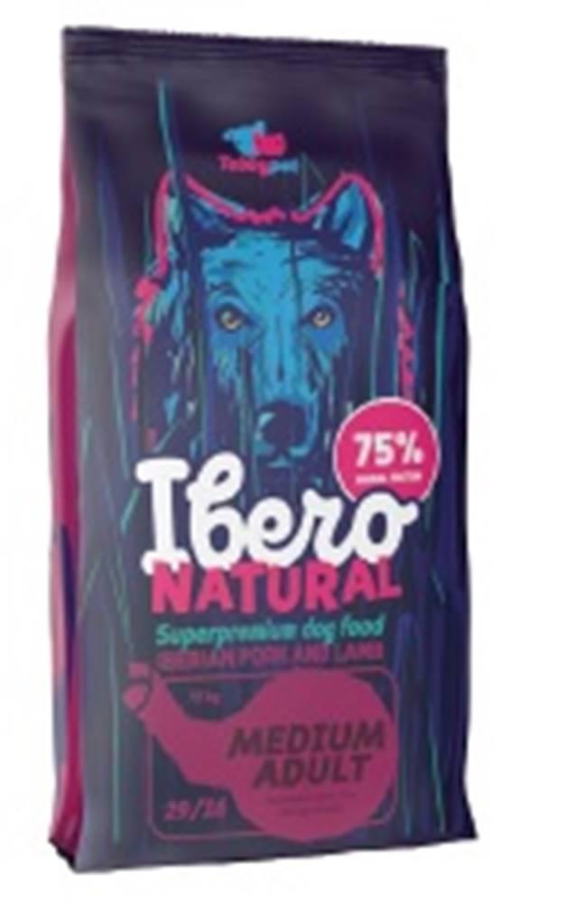 Ibero VZORKA - IBERO dog MEDIUM ADULT - 4 € zľava na ďalší nákup - 80g