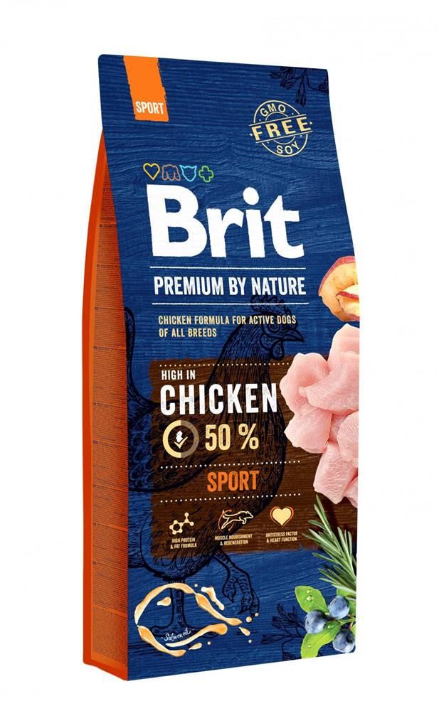 Brit BRIT dog Premium By Nature SPORT - 3kg
