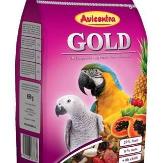 Avicentra  GOLD  veľký papagáj - 850g