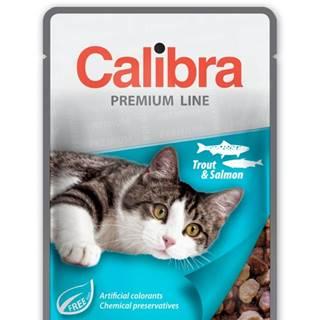 CALIBRA cat ADULT TROUT/salmon - 100g