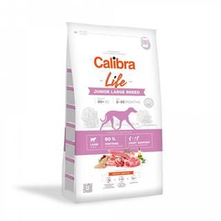 CALIBRA dog LIFE JUNIOR large LAMB - 2,5kg