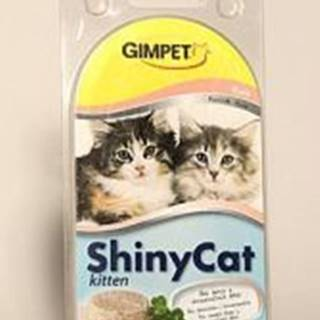 GIMPET SHINYcat  KITTEN kuře - 2x70g