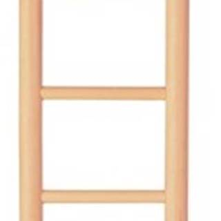 HRAČKA Drevený závesný rebrík - 4 priečky 20cm