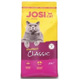 JOSERA cat  JOSIcat STERILISED classic - 18kg