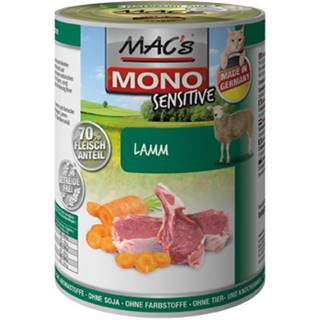 MACs  cat  konz. MONO sensitive LAMM/karotte - 200g