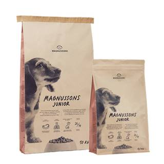 MAGNUSSON Meat/Biscuit Junior - 4,5kg