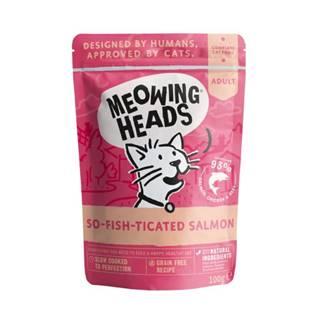 Meowing Heads  kapsa  SO-FISH-ticated - 100g