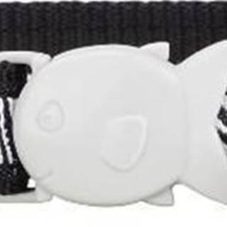 Obojok RD cat SAFARI black - 12mm/20-32cm