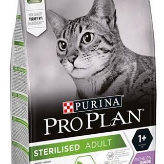 PRO PLAN cat  STERILISED turkey - 400g