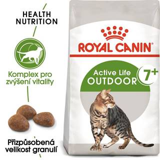Royal Canin cat   OUTDOOR + 7   - 400g