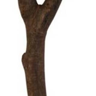 Trixie vtác. drevené BYDIELKO ¨Y¨  - 1,5/20cm
