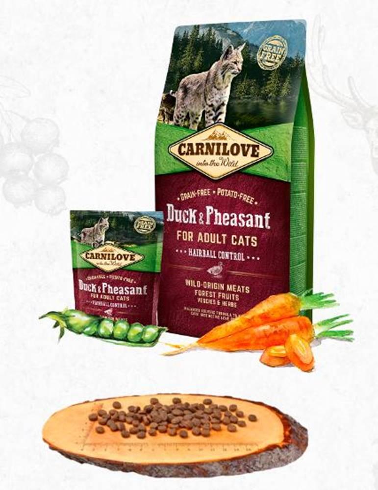 Carnilove CARNILOVE cat   ADULT duck/pheasant - 400g