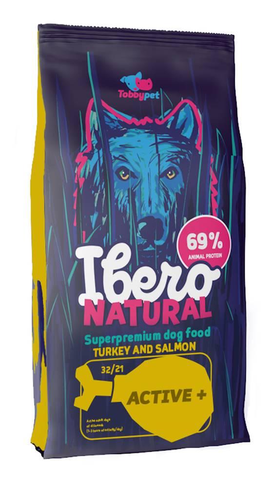 Ibero Ibero NATURAL dog ACTIVE plus - 12kg