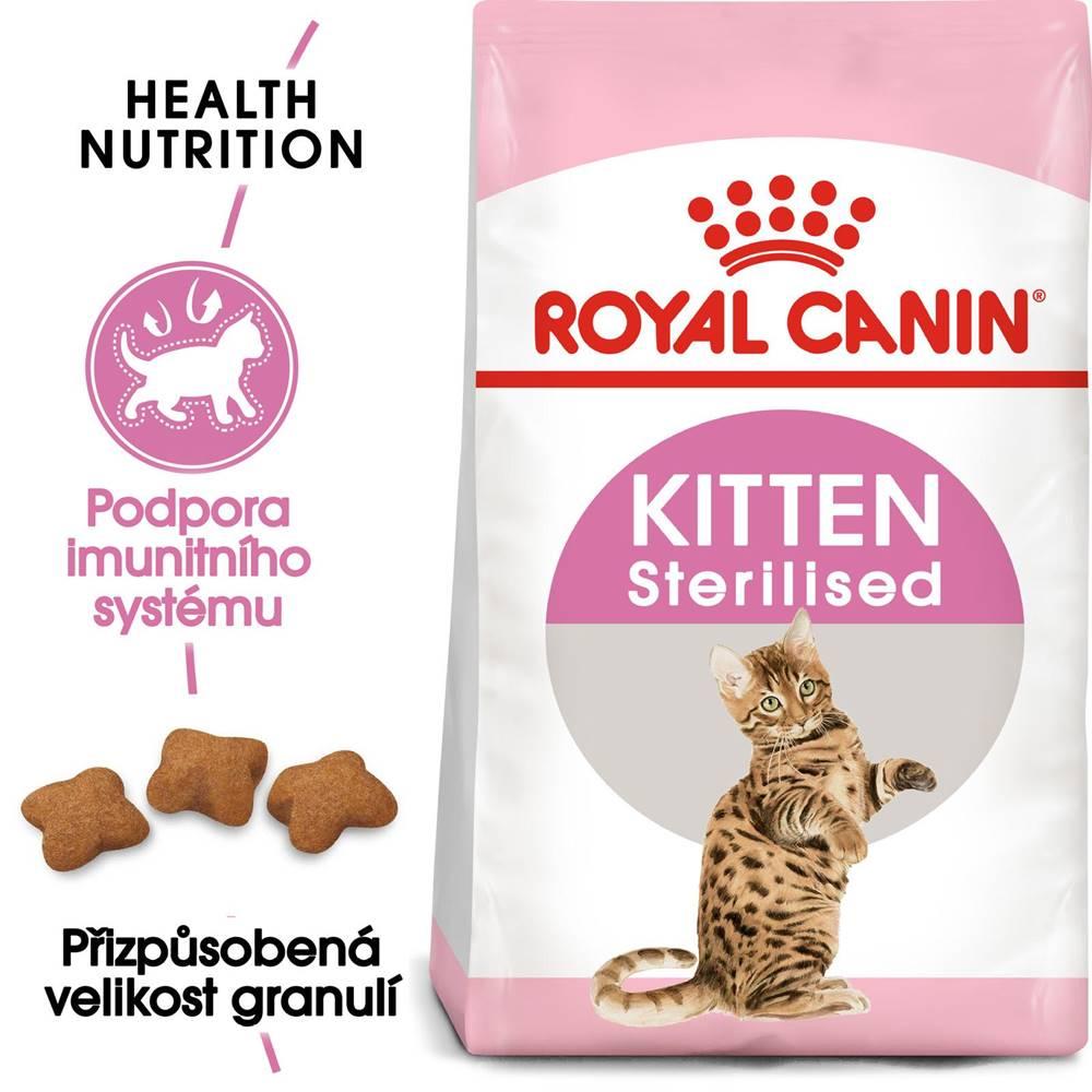 Royal Canin RC cat  KITTEN STERILISED - 400g