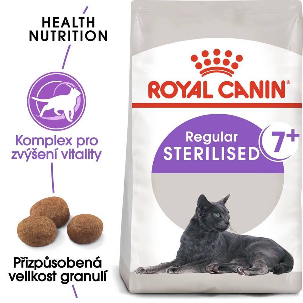 Royal Canin RC cat  STERILISED 7+ - 400g