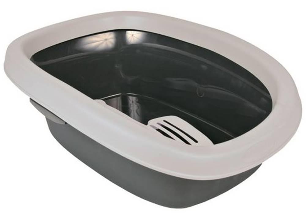 (bez zařazení) WC  CARLO 1  31 x 14 x 43cm - Šedé