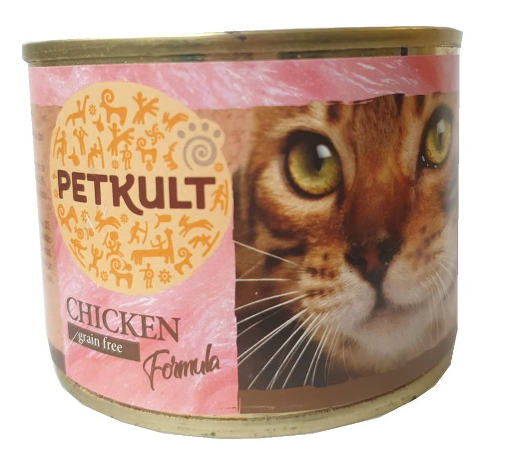 PETKULT  cat konz. KUŘECÍ -...