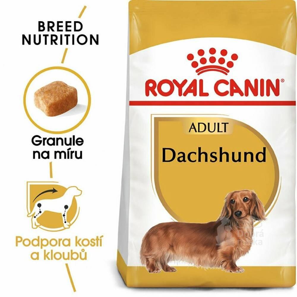 Royal Canin Royal canin Breed Jezevčík 500g