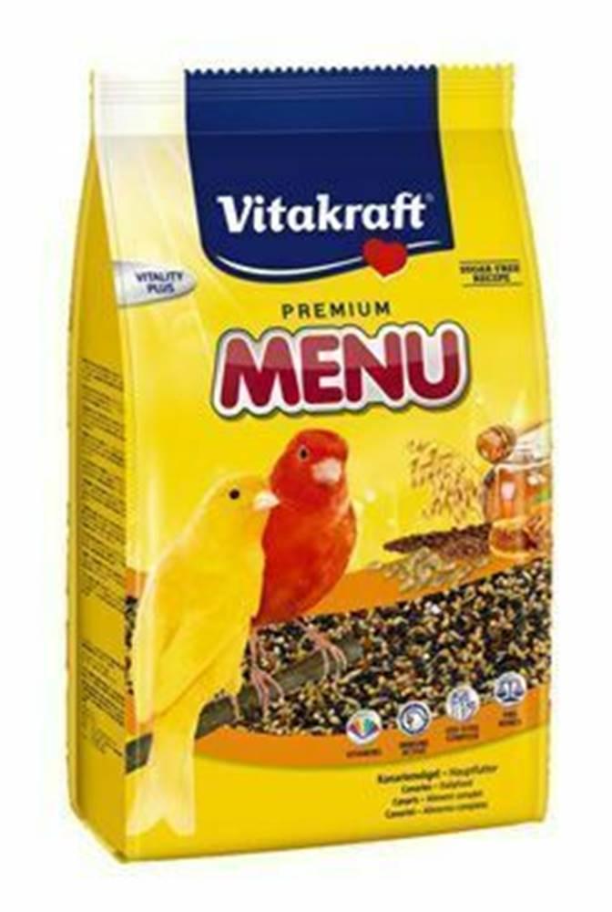 Vitakraft Vitakraft Bird krm. Menu vital honey canary 500g