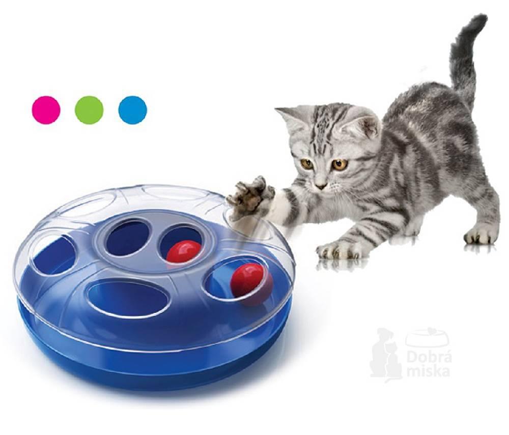 Tommi Hračka kočka UFO