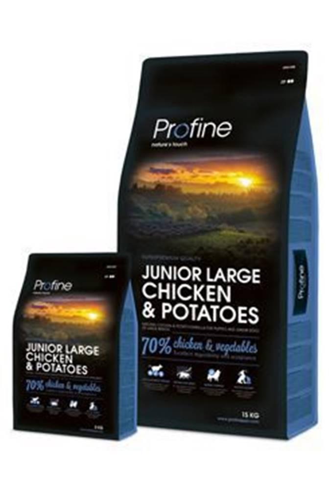 Profine Profine NEW Dog Junior Large Chicken & Potatoes 3 kg