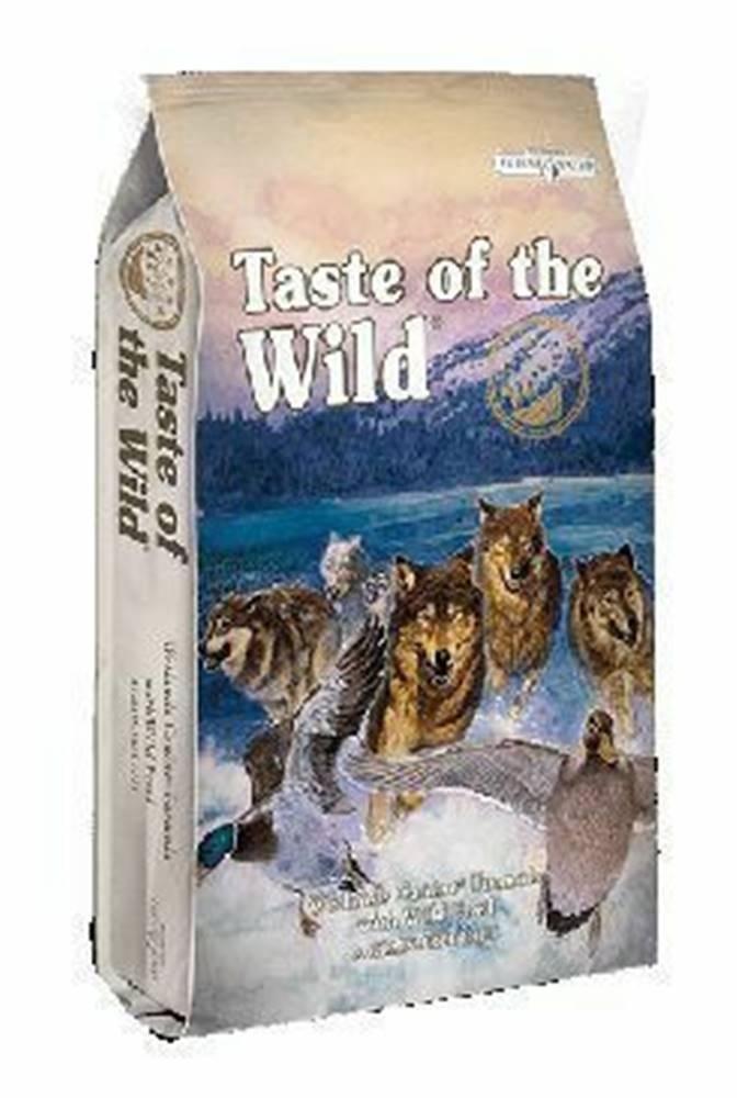 Taste of the Wild Taste of the Wild Wetlands Wild Fowl 12,2kg