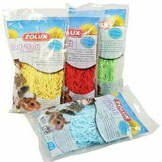 Papier pre hlodavce Rody'Soft mix farieb 25g Zolux