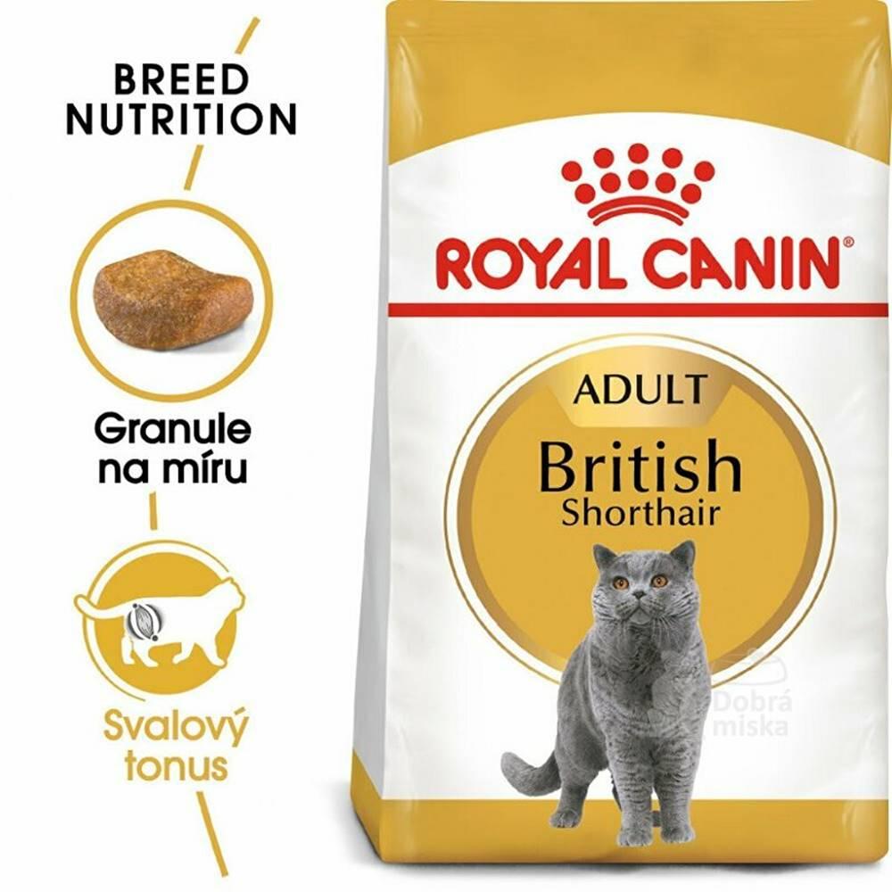 Royal Canin Royal canin Breed  Feline British Shorthair 2kg