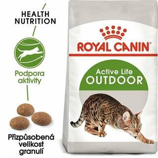 Royal canin Kom.  Feline Outdoor  2kg