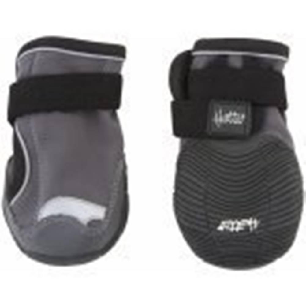 Hurtta Botička ochranná Hurtta Outback Boots M černá 2ks