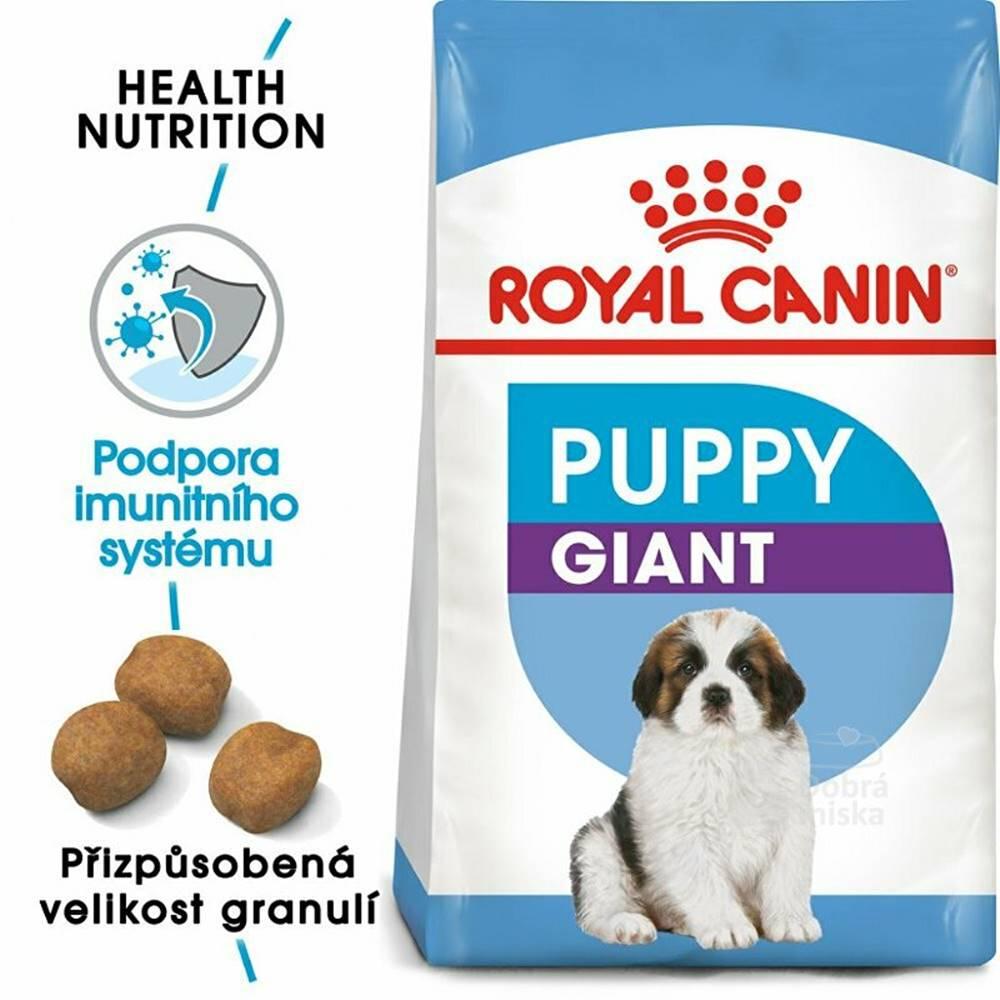 Royal Canin Royal canin Kom. Giant Puppy 15kg