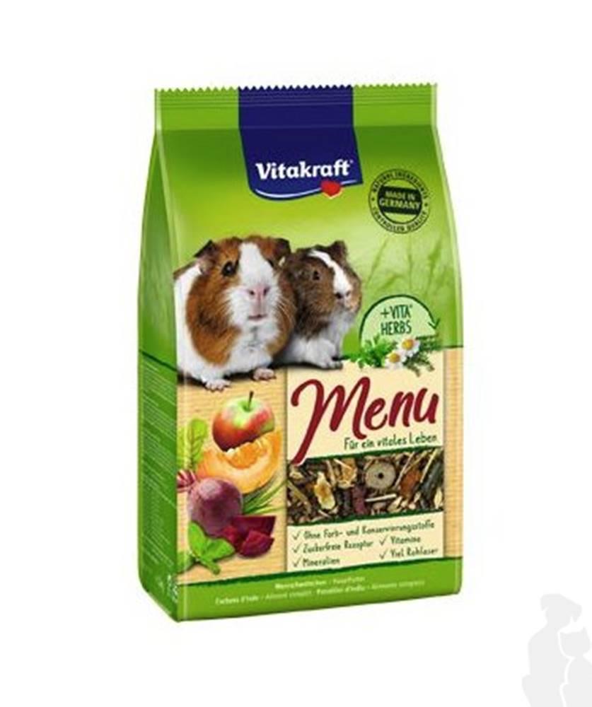 Vitakraft Vitakraft Rodent Guinea pig krm. Menu Vital 400g