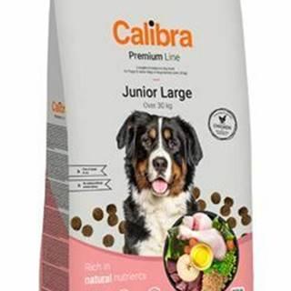 Calibra Dog Premium Line Junior Large 12 kg NEW