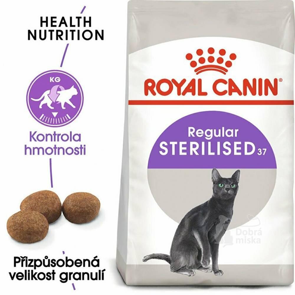 Royal Canin Royal canin Kom.  Feline Sterilised  2kg