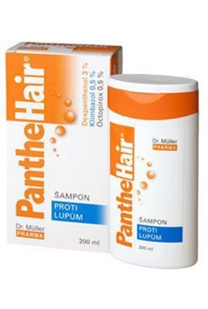 Ostatní Dr.Muller Pharma PanteHair šam. proti lupům 3% 200ml