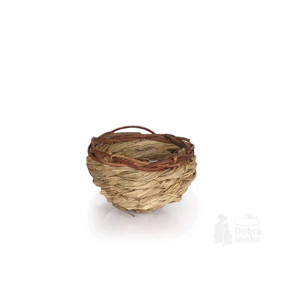 Tommi Hnízdo travní s proutěným lemem